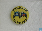 Pins and buttons - Tractoren - FORDSON - FARMING
