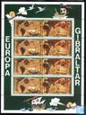 Postage Stamps - Gibraltar - Europe – Discovery of America