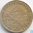 Centraal-Afrikaanse Staten 5 francs 1975
