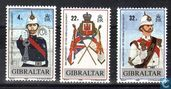1989 Gibraltar Regiment 1939-1989 (GIB 142)