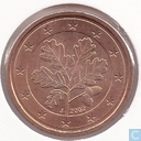 Coins - Germany - Germany 2 cent 2002 (J)