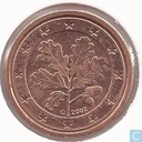 Coins - Germany - Germany 1 cent 2002 (G)