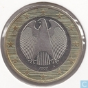 Coins - Germany - Germany 1 euro 2002 (A)