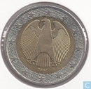 Germany 2 euro 2002 (D)