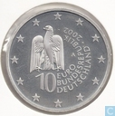 "Duitsland 10 euro 2002 (PROOF) ""Museumsinsel Berlin"""