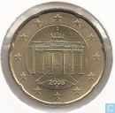 Coins - Germany - Germany 20 cent 2005 (F)