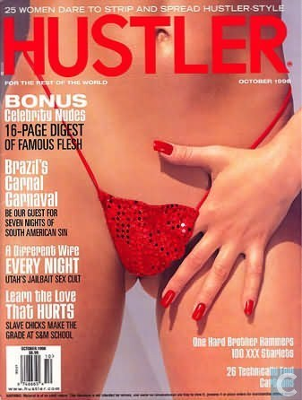 Women of hustler mag
