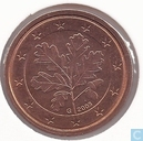 Coins - Germany - Germany 2 cent 2003 (G)