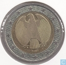 Germany 2 euro 2002 (F)