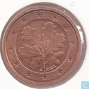 Coins - Germany - Germany 1 cent 2005 (A)