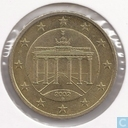 Coins - Germany - Germany 50 cent 2002 (D)