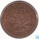 Coins - Germany - Germany 2 cent 2003 (J)