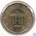 Coins - Germany - Germany 20 cent 2005 (J)