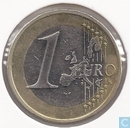 Coins - Germany - Germany 1 euro 2002 (F)