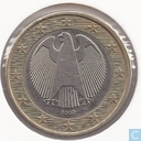 Germany 1 euro 2002 (G)