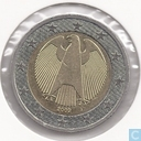 Germany 2 euro 2002 (J)