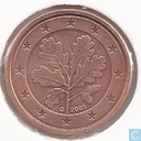 Coins - Germany - Germany 1 cent 2005 (G)