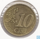 Coins - Germany - Germany 10 cent 2002 (F)