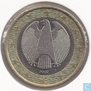 Germany 1 euro 2002 (J)