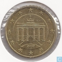 Germany 50 cent 2002 (J)