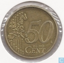 Coins - Germany - Germany 50 cent 2002 (J)