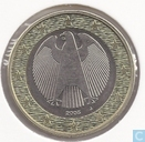 Coins - Germany - Germany 1 euro 2005 (J)