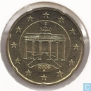 Coins - Germany - Germany 20 cent 2005 (A)