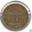 Germany 10 cent 2002 (G)