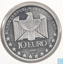 "Duitsland 10 euro 2002 (PROOF) ""100th anniversary of German subways"""