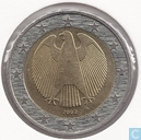 Coins - Germany - Germany 2 euro 2002 (A)