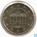 Coins - Germany - Germany 20 cent 2005 (D)