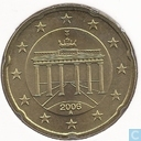 Coins - Germany - Germany 20 cents 2006 (A)
