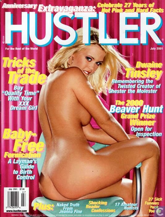 What a hustler girls topless photos