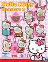 Hello Kitty danglers 3