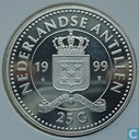 Netherlands Antilles 25 guilder 1999