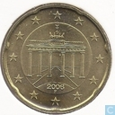 Coins - Germany - Germany 20 cent 2006 (F)