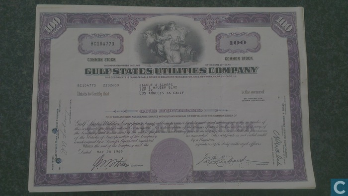Gulf states utilities company beaumont tx gulf states for Sander s motor co beaumont tx