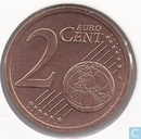Coins - Germany - Germany 2 cent 2007 (A)