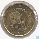 Coins - Cyprus - Cyprus 20 cent 2008