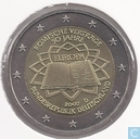 "Coins - Germany - Germany 2 euro 2007 (D) ""50th Anniversary of the Treaty of Rome"""