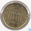 Coins - Germany - Germany 20 cent 2007 (F)