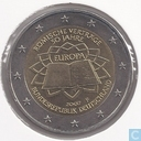 "Münzen - Deutschland - Deutschland 2 Euro 2007 (F) ""50th Anniversary of the Treaty of Rome"""