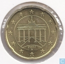 Coins - Germany - Germany 20 cent 2007 (G)