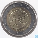 "Coins - Cyprus - Cyprus 2 euro 2009 ""10th Anniversary of the European Monetary Union"""