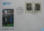 Postage Stamps - Faroe Islands - Europe – Festivals and national Celebrations