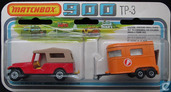 Pony Trailer set