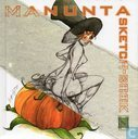 Manunta sketchbook