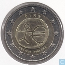 "Munten - Ierland - Ierland 2 euro 2009 ""10th Anniversary of the European Monetary Union"""