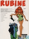 Comic Books - Rubine - 96 Uur