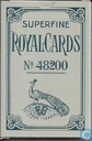 Superfine Royal Cards No. 48200